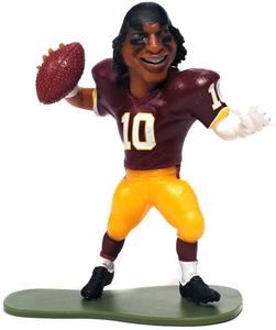 McFarlane Toys NFL Small Pros Series 1 LOOSE Mini Figure  Robert Griffin III [Washington Redskins] Red Jersey