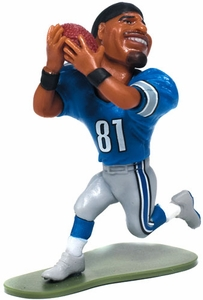 McFarlane Toys NFL Small Pros Series 1 LOOSE Mini Figure Calvin Johnson Jr. [Detroit Lions]