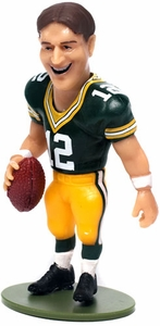McFarlane Toys NFL Small Pros Series 1 LOOSE Mini Figure Aaron Rodgers [Green Bay Packers]