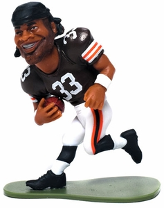 McFarlane Toys NFL Small Pros Series 1 LOOSE Mini Figure Trent Richardson [Cleveland Browns]