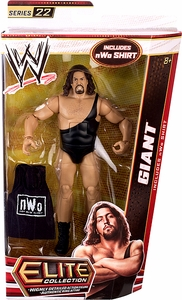 Mattel WWE Wrestling Elite Series 22 Action Figure Giant [NWO Shirt!] {Big Show}