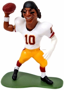McFarlane Toys NFL Small Pros Series 1 LOOSE Mini Figure Robert Griffin III [Alternate White Uniform Variant]