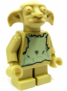 LEGO Harry Potter LOOSE Mini Figure Dobby the House Elf