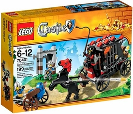 LEGO Castle Set #70401 Gold Getaway