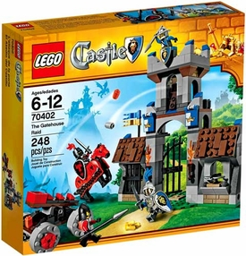 LEGO Castle Set #70402 The Gatehouse Raid