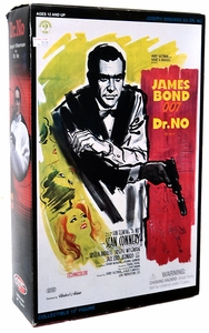 Sideshow Collectibles James Bond Dr. No 12 Inch Action Figure Joseph Wiseman as Dr. No
