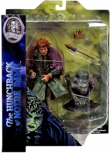 Mezco Universal Monsters 7 Inch Scale Figure The Hunchback of Notre Dame