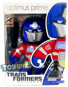 Transformers Mighty Muggs 2009 SDCC San Diego Comic-Con Exclusive Figure Optimus Prime