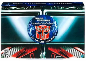 Transformers Prime SDCC 2011 San Diego Comic-Con Exclusive Action Figure Matrix of Leadership Optimus Prime