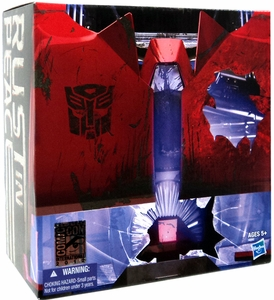 Hasbro TransformersPrime 2012 SDCC Comic Con Exclusive Deluxe Action Figure Rust in Peace Terrorcon Cliffjumper