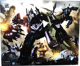 Hasbro Transformers 2012 SDCC Comic Con Exclusive Decepticon Deluxe Action Figure Fall of Cybertron Bruticus