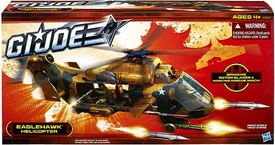 GI Joe Ninja Special Ops Vehicle Eaglehawk Helicopter