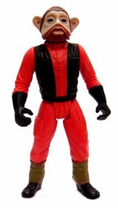 Star Wars POTF2 Vintage Loose Nien Numb