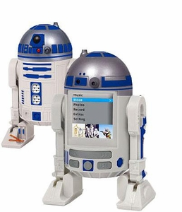 Star Wars LOOSE 2GB R2-D2 MP4 Player