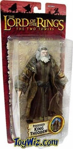 Lord Of The Rings The Two Towers Collectors Series Action Figure Cursed King Theoden