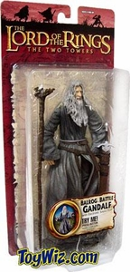 Lord Of The Rings The Two Towers Collectors Series Action Figure Talking Balrog Battle Gandalf
