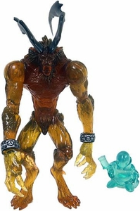 Final Fantasy VIII LOOSE Action Figure Guardian Force Ifrit [Clear]
