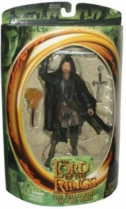 Lord of the Rings Trilogy Fellowship of the Ring Action Figure Series 1 Strider [Sword Slashing Action]