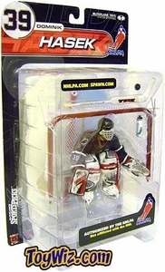 McFarlane Toys NHLPA Sports Picks Series 2 Action Figure Dominik Hasek