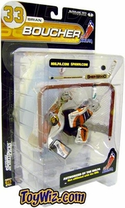 McFarlane Toys NHLPA Sports Picks Series 2 Action Figure Brian Boucher