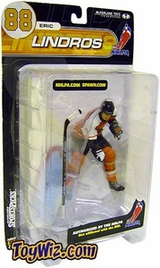 McFarlane Toys NHLPA Sports Picks Series 2 Action Figure Eric Lindros (Philadelphia Flyers)
