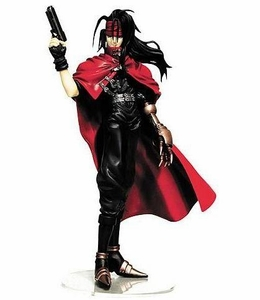Final Fantasy VII Cold-Cast Statue Series 2 Vincent Valentine