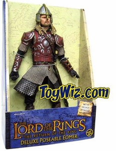 Lord of the Rings Trilogy Return of the King 11 Inch Rotocast Action Figure Eomer
