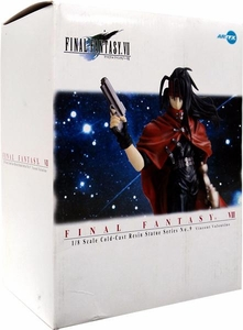 Final Fantasy VII Cold-Cast Statue Series 9 Vincent Valentine