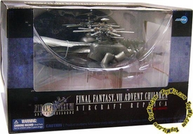 Final Fantasy VII Movie Advent Children Aircraft Replica Sierra Airship