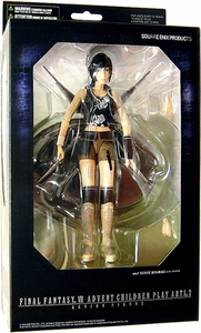 Final Fantasy Advent Children Play Arts Series 2 Action Figure Yuffie Kisaragi