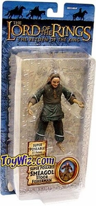 Lord of the Rings Trilogy Return of the King Action Figure Series 4 Super Poseable Smeagol Stoor Fisherman