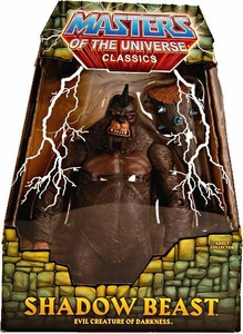He-Man Masters of the Universe Classics Exclusive 9 Inch Deluxe Action Figure Shadow Beast