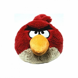 Angry Birds 5 Inch MINI Plush With Sound Red Bird