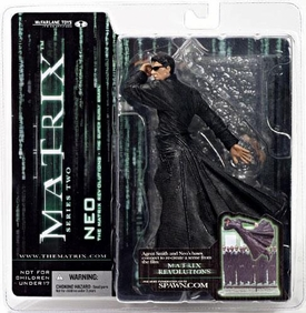 McFarlane Toys Series 2 Matrix Action Figure Neo [Super Burly Brawl]