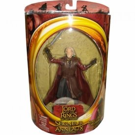 Lord of the Rings Trilogy Two Towers Action Figure Series 2 King Theoden [Sword-Slashing]