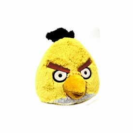 Angry Birds 5 Inch MINI Plush With Sound Yellow Bird BLOWOUT SALE!