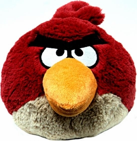 Angry Birds 8 Inch DELUXE Plush With Sound Red Bird