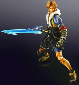 Final Fantasy X Play Arts Kai Action Figure Tidus (Coming Soon)
