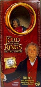 Lord of the Rings Two Towers 12 Inch Action Figure Bilbo