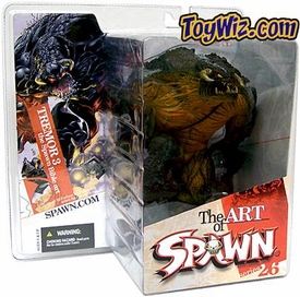 McFarlane Toys Spawn Series 26 The Art of Spawn Action Figure Spawn Bible Tremor 3