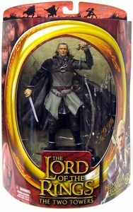 Lord of the Rings Two Towers Action Figure Helm's Deep Legolas