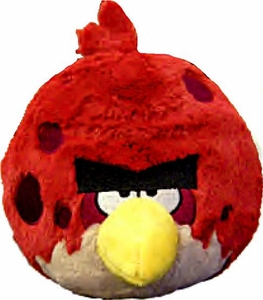 Angry Birds 8 Inch DELUXE Plush With Sound Big Brother