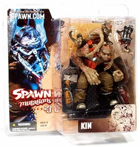 McFarlane Toys Spawn Mutations Series 23 Action Figure Kin