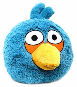 Angry Birds 12 Inch MEDIUM Plush With Sound Blue Bird