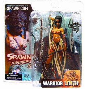 McFarlane Toys Spawn Mutations Series 23 Action Figure Warrior Lilith