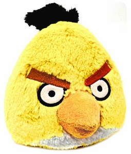 Angry Birds 12 Inch MEDIUM Plush With Sound Yellow Bird