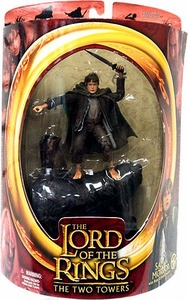 Lord of the Rings Two Towers Action Figure Sam in Mordor