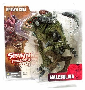 McFarlane Toys Spawn Mutations Series 23 Action Figure Malebolgia