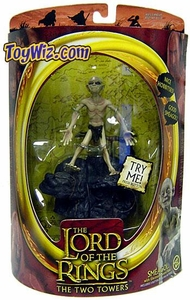 Lord of the Rings Two Towers Action Figure Smeagol