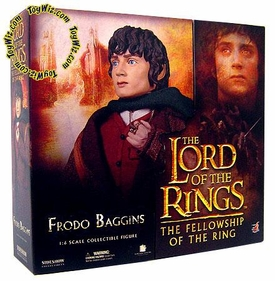 Sideshow Collectibles The Lord of the Rings 1/6th Scale Action Figure Frodo Baggins